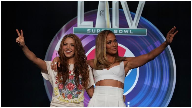 Super Bowl, Shakira, Jennifer Lopez