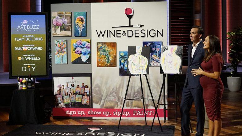 Wine and Design Shark Tank Update