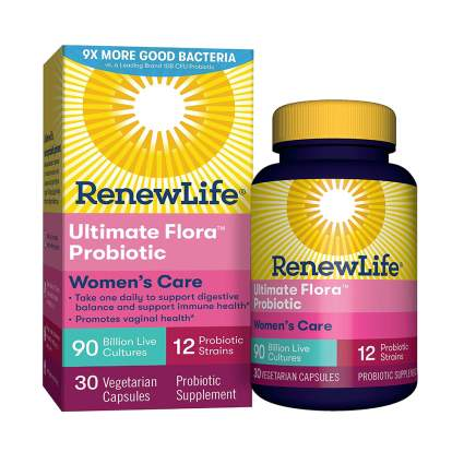 women's probiotic supplement