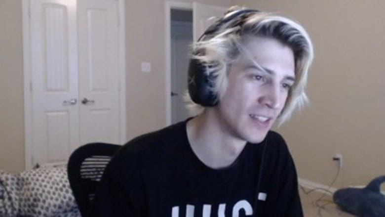 xqc banned twitch nudity