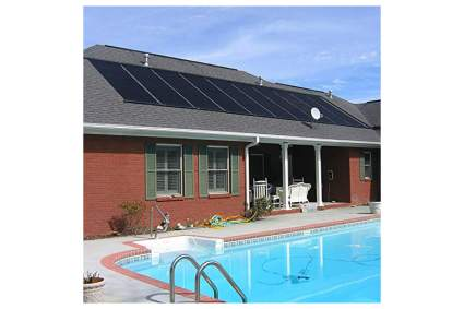 XtremepowerUS Inground/Above Ground Swimming Pool Solar Panel Heating System