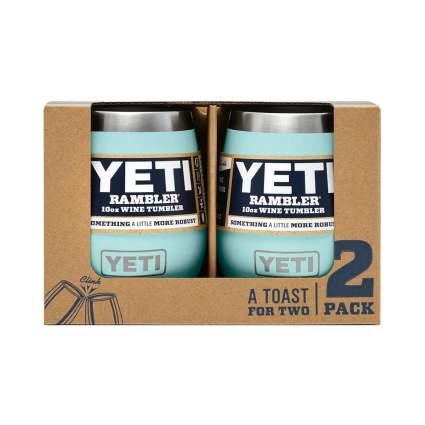 Yeti Insulated Wine Tumbler Two Pack