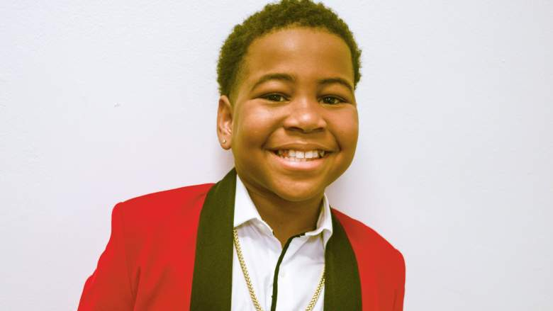 Tyler Perry's Young Dylan Gilmer