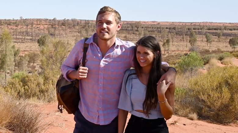 Peter Weber and Madison Prewett Bachelor finale