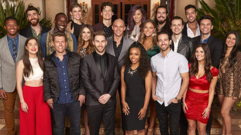 The Bachelor Listen to Your Heart Cast