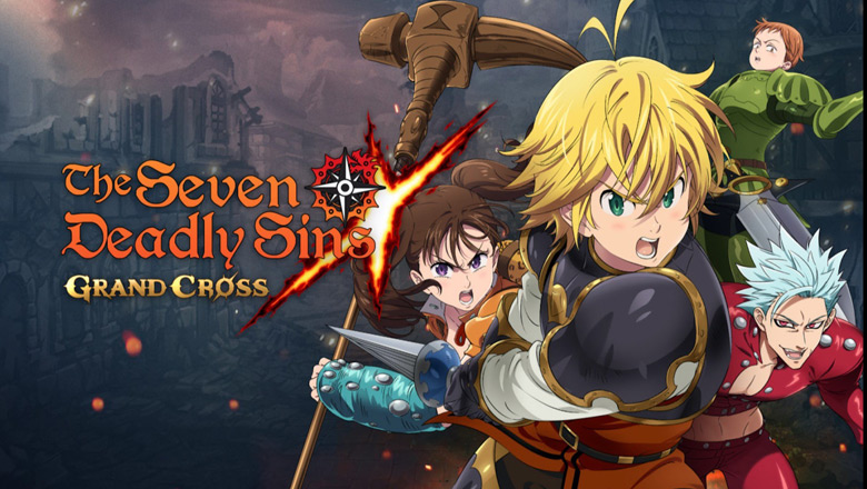 The Seven Deadly Sins Grand Cross