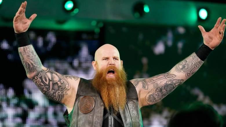 Rowan WWE