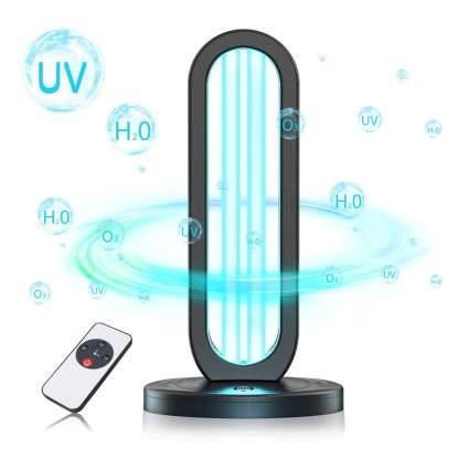38 watt quartz uv lamp