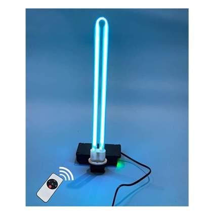 60 watt quartz UV lamp
