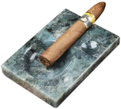 Jade Cigar Ashtray