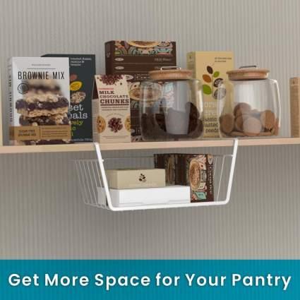 Under Shelf Storage Basket
