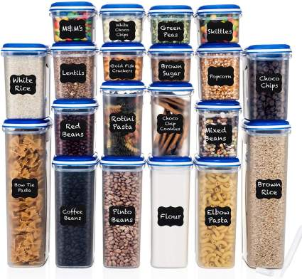 Shazo Food Storage Containers 40-Piece Set