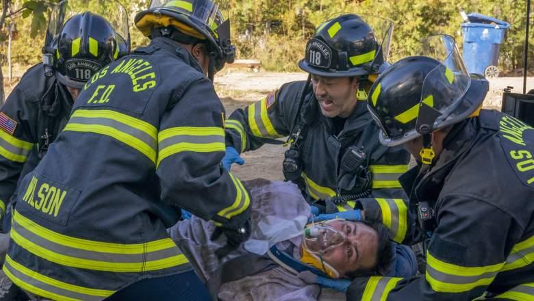 911 Season 3 midseason premiere