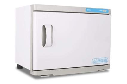 uv sterilizer and towel warmer cabinet