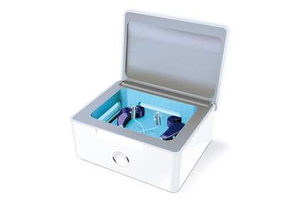 hearing aid uv sanitizer