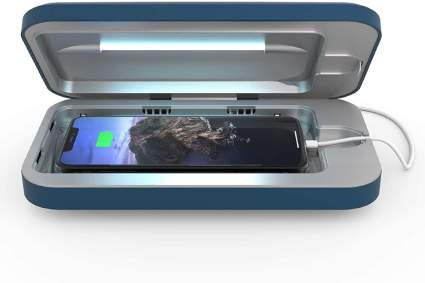 PhoneSoap Go Battery-Powered Smartphone Sanitizer & Portable Charger