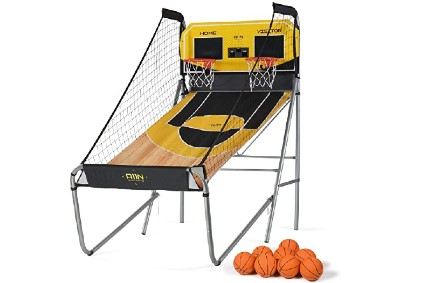 A11N Sharpshooter Dual Shot Basketball Arcade Game