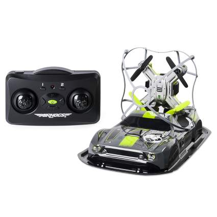 Air Hogs 2-in-1 Drone Power Racers for Driving and Flying