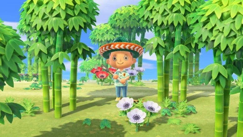 animal crossing bamboo