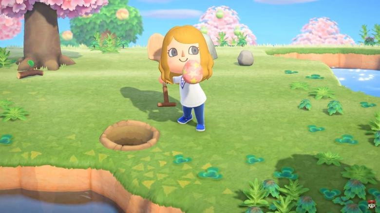 animal crossing new horizons bunny day event