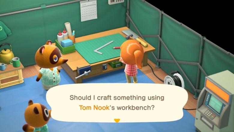 Animal Crossing New Horizons Slingshot