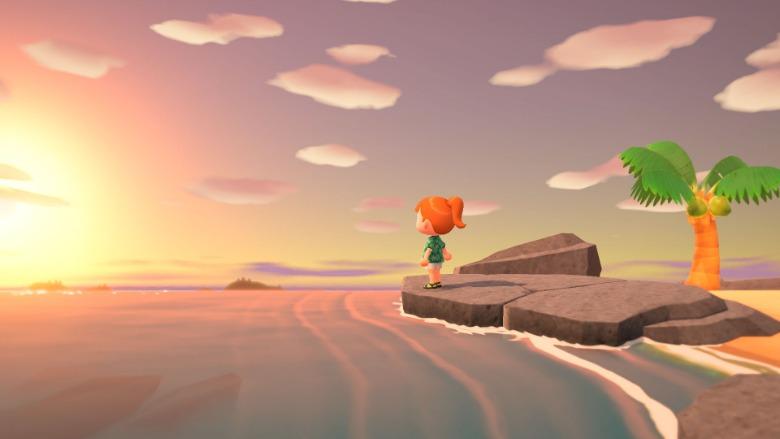 Animal Crossing New Horizons Tarantula Island