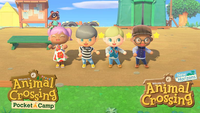 animal crossing pocket camp items new horizons