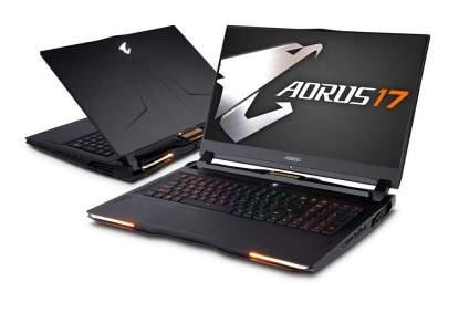AORUS 17 RTX 2070 laptop