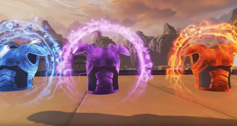 Evo shields nerf in season 7 Apex Legends