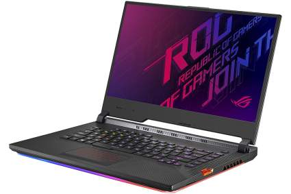 The Asus ROG Strix Scar III RTX 2070 Laptop