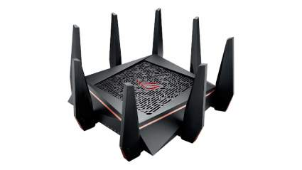 asus triband router