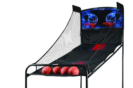 Atomic Jumpball Deluxe Double Electronic Basketball Shootout