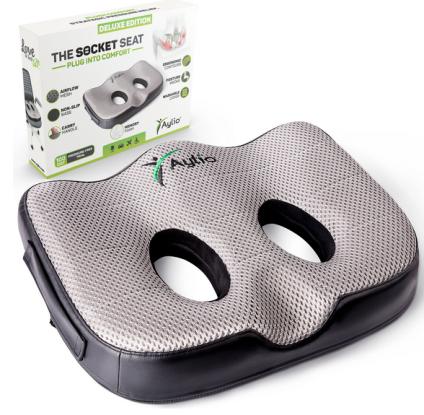 Aylio Socket Seat Relief Cushion