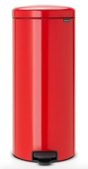 Brabantia Newicon Step Trash Can with Silent Lid Closure