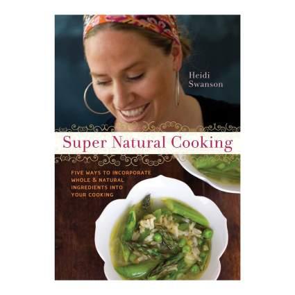 natural cooking book