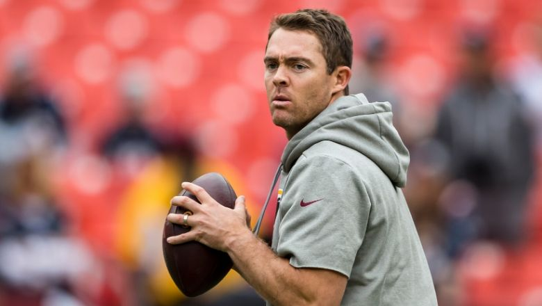 Colt McCoy expected to sign with Cardinals