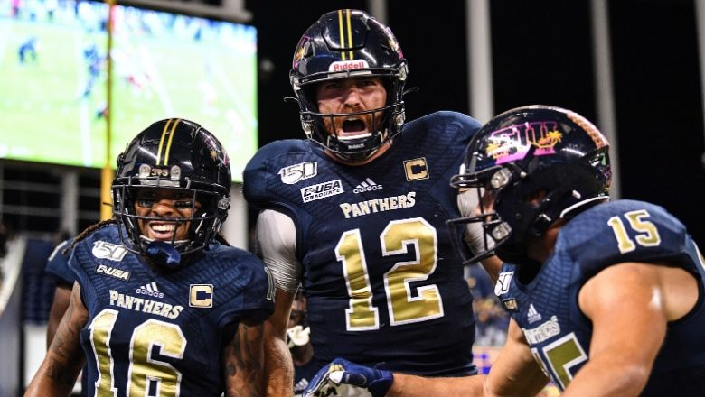 Giants reportedly interested in James Morgan of FIU