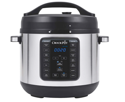 Crock-Pot 8 Quart Programmable Slow Cooker