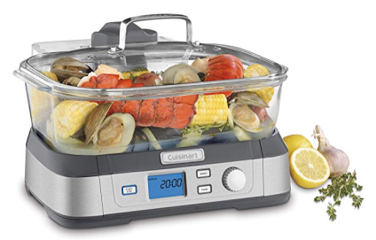 Cuisinart Digital Glass Steamer