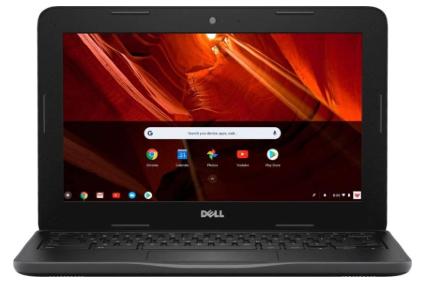 Dell 11.6-inch HD Chromebook