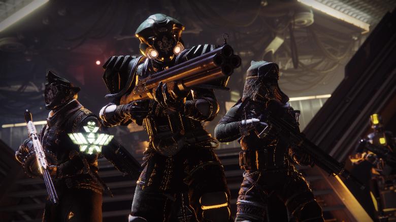 Destiny 2 Fourth Horseman Catalyst