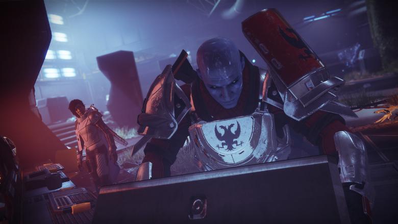 Destiny 2 Zavala Office Vault