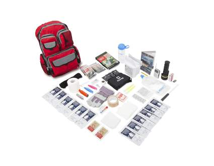 Emergency Zone 2 Person Family Prep 72 Hour Go-Bag