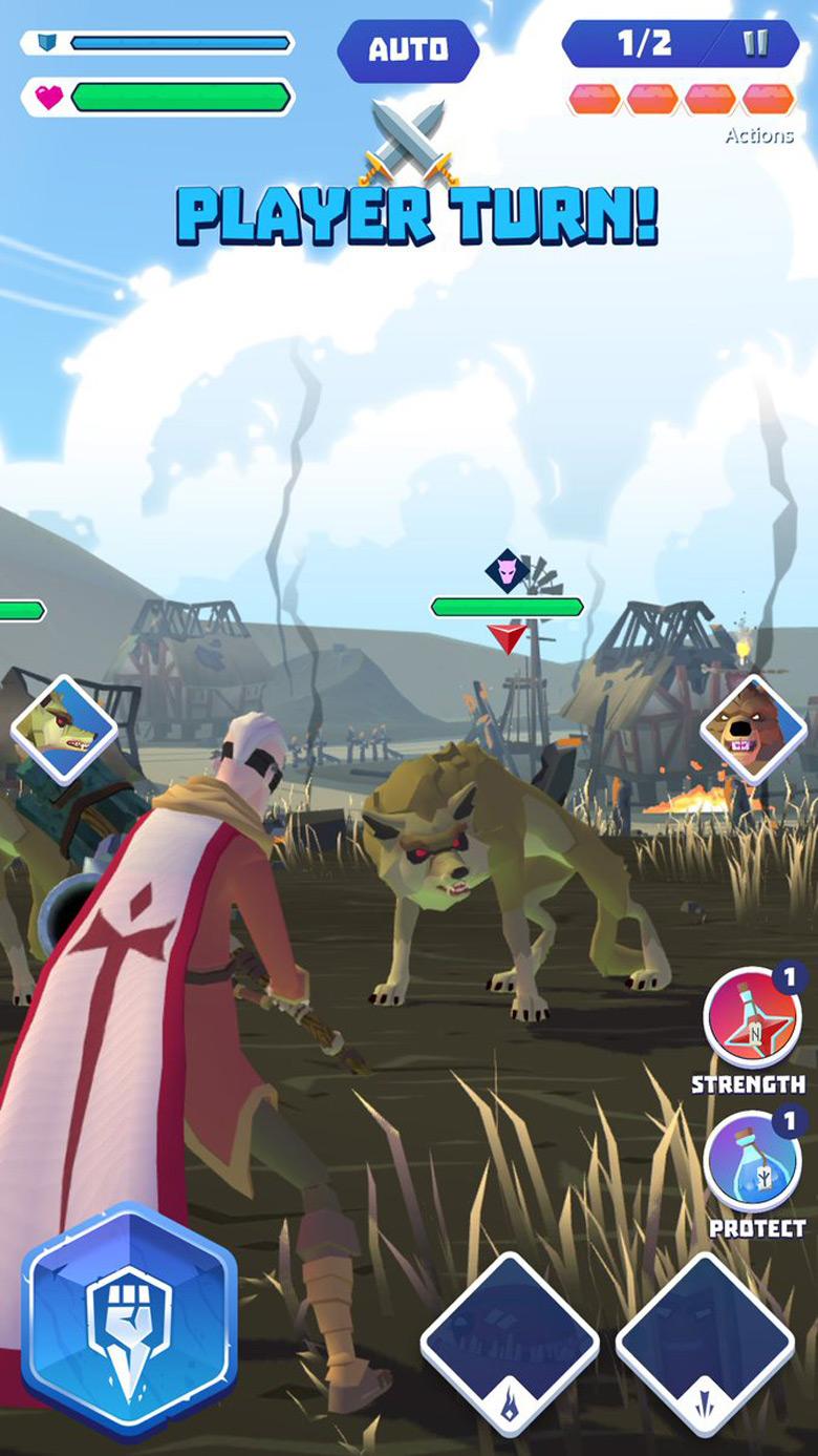 Knighthood Game