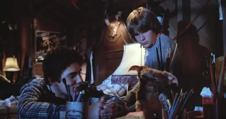 Corey Feldman in Gremlins