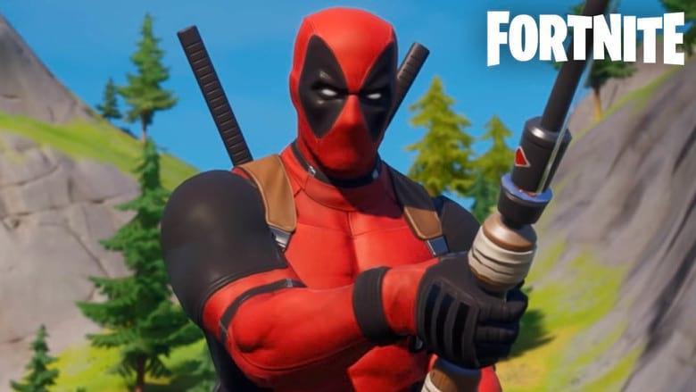 fortnite week 5 deadpool challenges