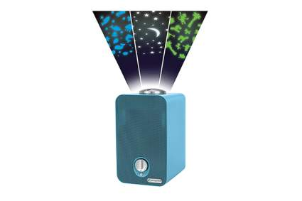 uv air purifier with night light