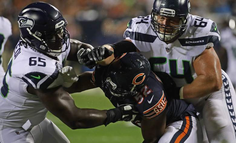 Germain Ifedi signs 1-year deal with Chicago Bears