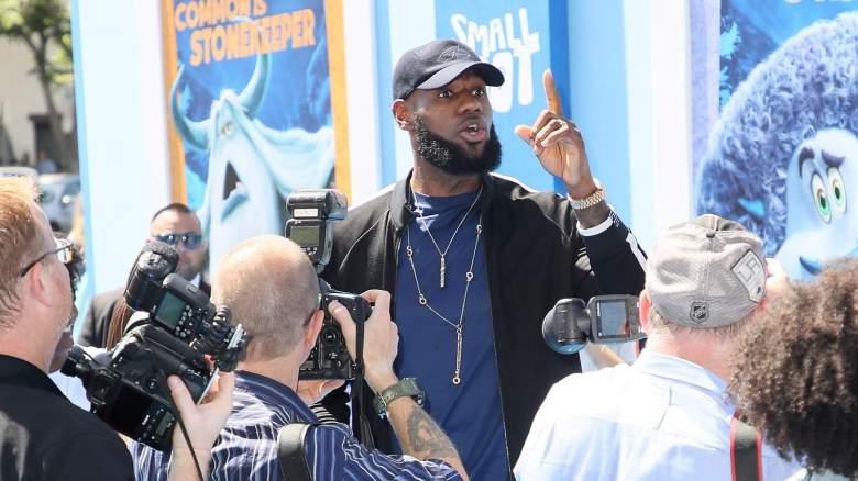 LeBron James, Wakanda-bound?