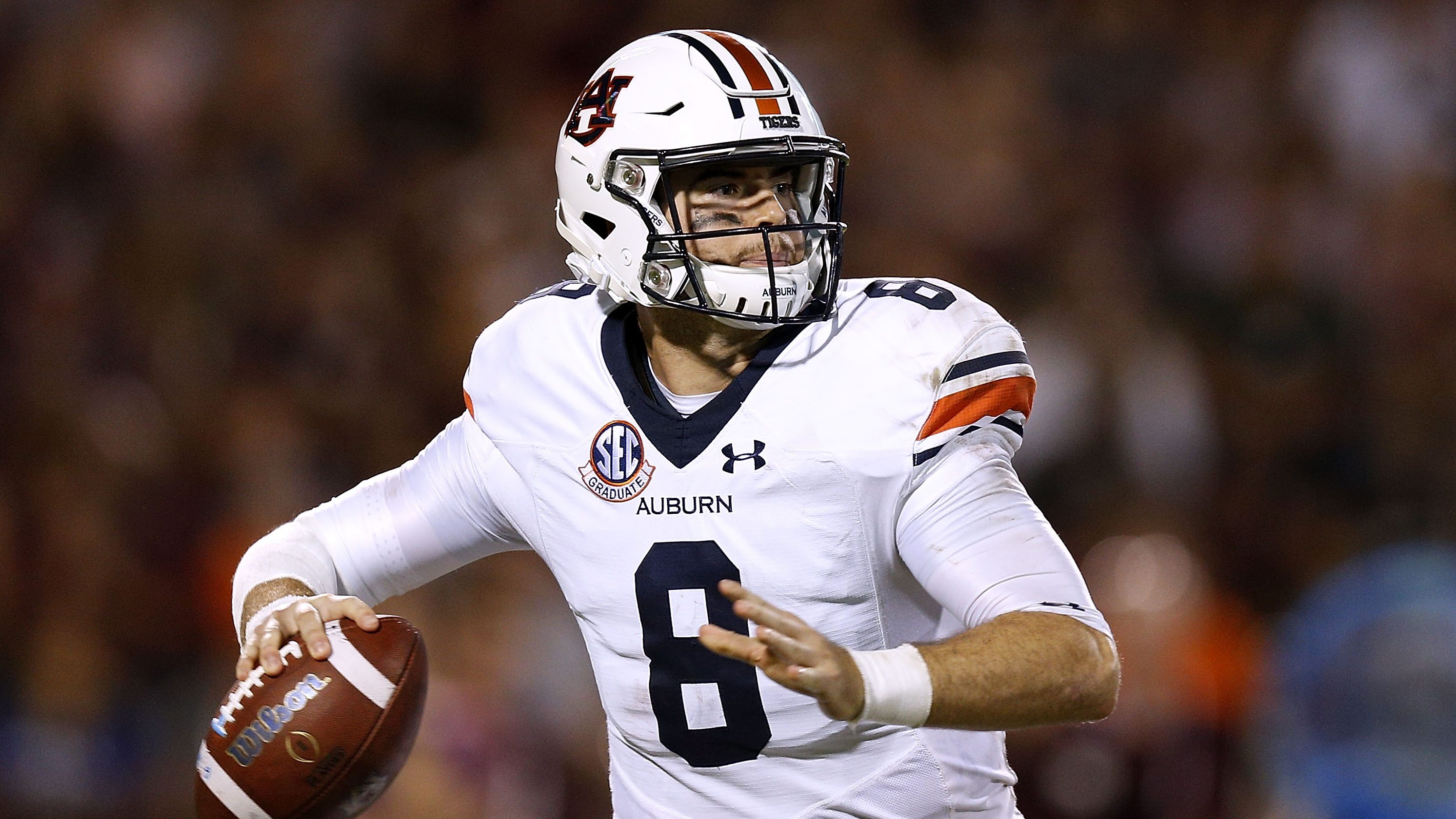 Jarrett Stidham 5 Things Patriots Fans Should Know About Favorite To Start At Qb Heavy Com